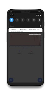 Internet Speed Meter Premium Cracked Apk by AndroidCodeX 4