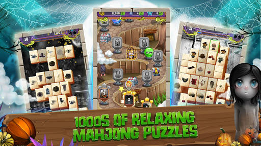 Mahjong Solitaire: Mystery Mansion 1.0.124 screenshots 23
