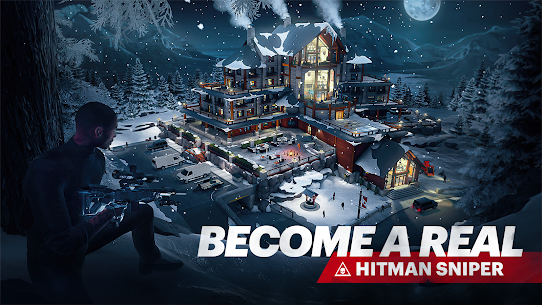 Hitman Sniper 2: World of Assassins APK MOD v0.1.7 2