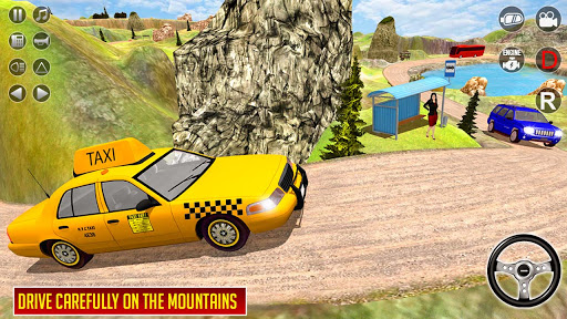 Taxi Mania 2019: Driving Simulator ud83cuddfaud83cuddf8 1.5 screenshots 14