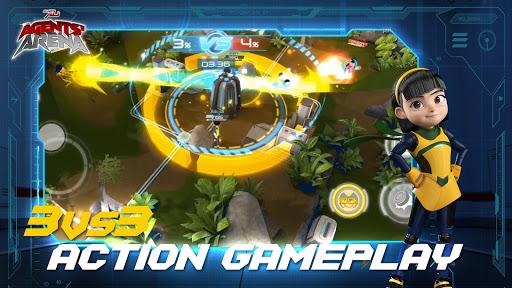 Ejen Ali: Agents' Arena  screenshots 2