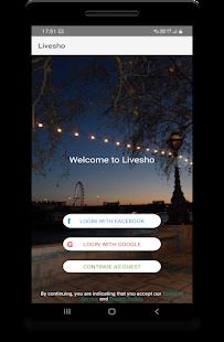 Livesho - Live Random Video Chat 1.0.29 Screenshots 4