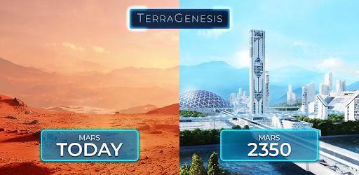 Screenshot of TerraGenesis - Space Settlers