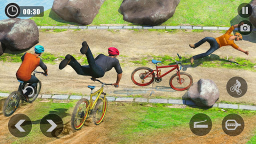 Offroad Bicycle BMX Riding  screenshots 9