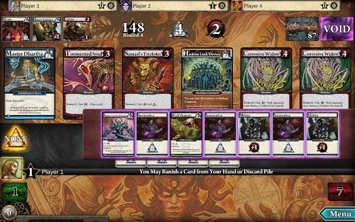 Ascension: Deckbuilding Game apkpoly screenshots 16