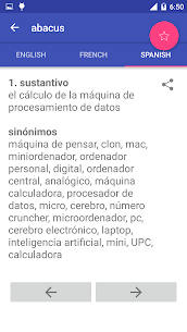 Offline Thesaurus Dictionary MOD APK 4