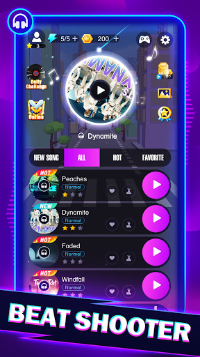 Beat Shooter - Music Rhythm Shooter: MUSIC BEAT https screenshots 1