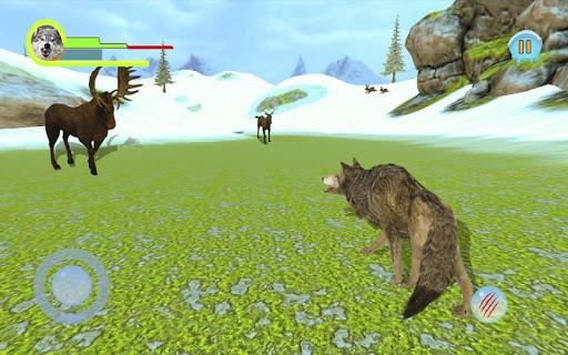 Wildlife Artic Wolf Game - Warewolf Games 2020 0.1 screenshots 4