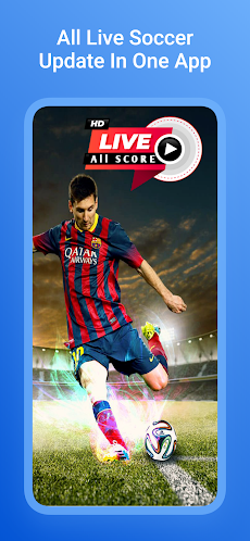 Live Football App : Live Statistics | Live Scoreのおすすめ画像1
