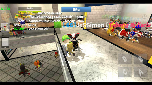 City of Chaos Online MMORPG 1.819 screenshots 4