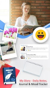 My Diary – Daily Notes, Journal & Mood Tracker 1.27 Android Mod + APK + Data 2