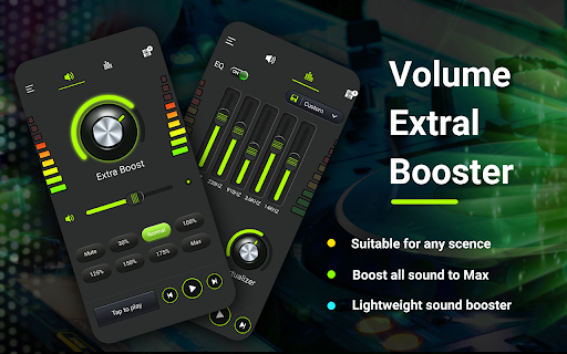 Volume booster - Sound Booster & Music Equalizer android2mod screenshots 15