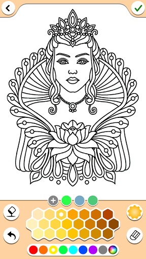 Mandala Coloring Pages  screenshots 10