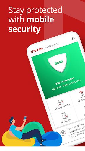 Mobile Security: VPN Proxy & Anti Theft Safe WiFi 5.7.0.534 Screenshots 1