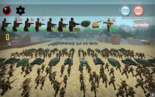 WORLD WAR II: SOVIET BATTLES RTS GAME screenshots 1
