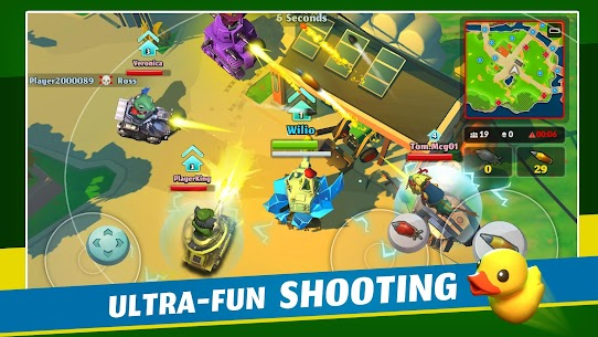 PvPets: Tank Battle Royale 1.4.1.10225 Apk 3