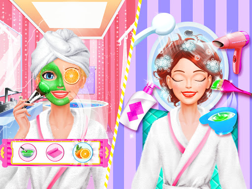 Spa Day Makeup Artist: Salon Games 1.3 screenshots 7