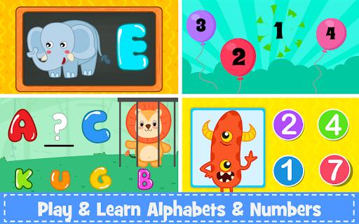 Kids Preschool Learning Games - 150 Toddler games 5.8 Screenshots 19