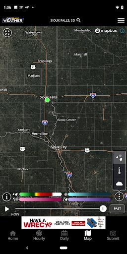 Dakota News Now Weather  screenshots 2