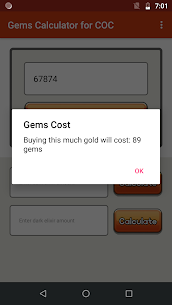 Gems Calculator  Apps – Gems Calculator  Apps On Your PC (Windows 10/8/7) 2