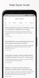 UK News - English News & Newspaper