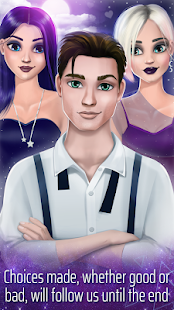 Teen Love Story Games: Romance Mystery Screenshot