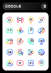 PHANTOM Icons Apk 0.4 (Paid) for Android 1