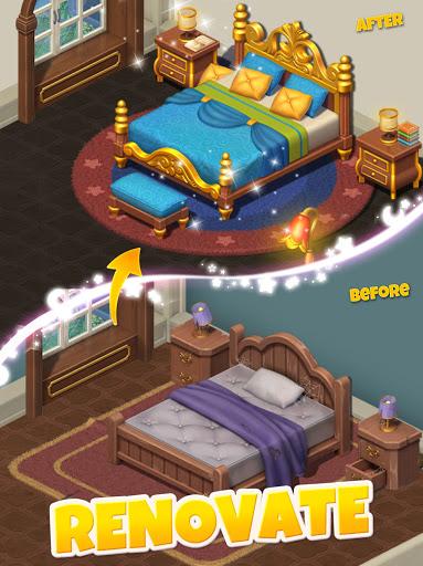 Candy Legend: Manor Design 123 screenshots 9