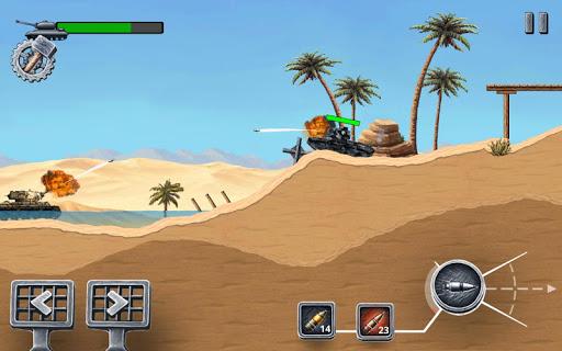 Front Line Hills: Tank Battles  screenshots 11