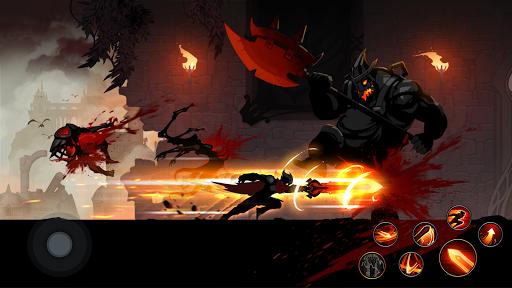 Shadow Knight: Ninja Assassin Epic Fighting Games screen 0