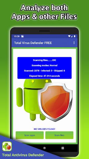 Total Antivirus Defender FREE 2.6.0 screenshots 2
