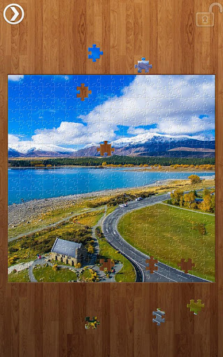 New Zealand Jigsaw Puzzles 1.9.17 screenshots 1
