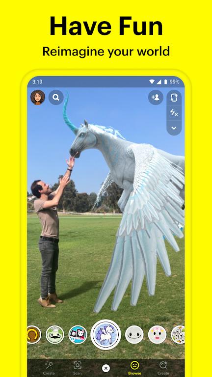 Snapchat poster 2