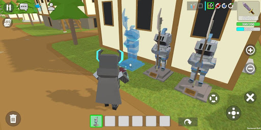 Simple Sandbox 2 : Middle Ages android2mod screenshots 11