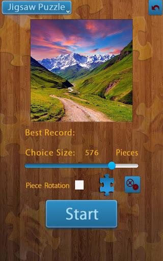 Mountain Jigsaw Puzzles screenshots 3