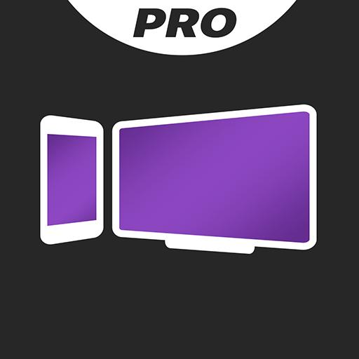 Screen Mirroring Pro for Roku
