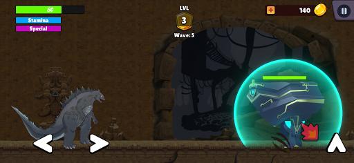 Godzilla vs Kong : Alliance apktram screenshots 9