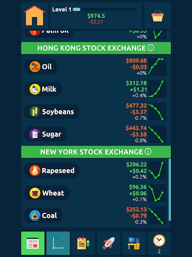 Foto do Stock Exchange Game