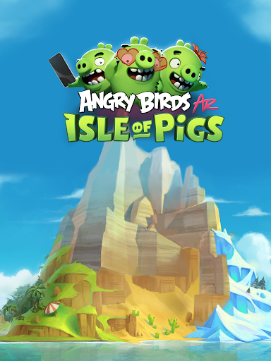 Angry Birds AR: Isle of Pigs  Screenshots 12
