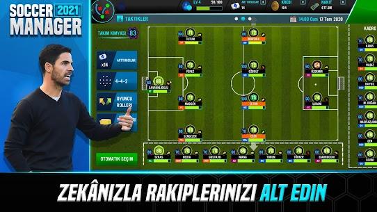 Soccer Manager 2021 – Son Sürüm Hileli APK 2