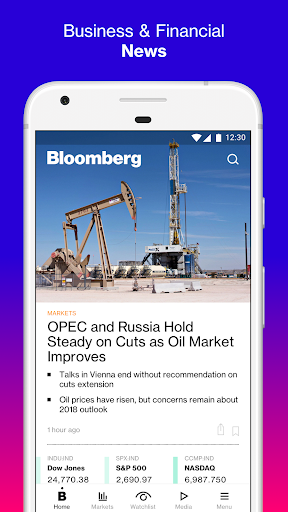 Foto do Bloomberg: Market & Financial News