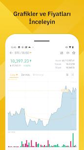 Binance Borsası -Kripto Para Alım Satım Uygulaması 4
