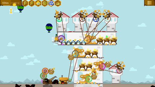 Engineer Millionaire: Money Factory Builder  screenshots 1