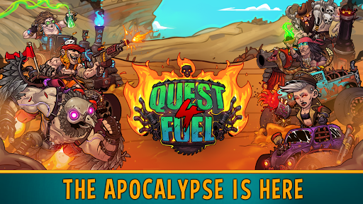 🔥 Quest 4 Fuel: Arena Idle RPG game auto battles Latest screenshots 1
