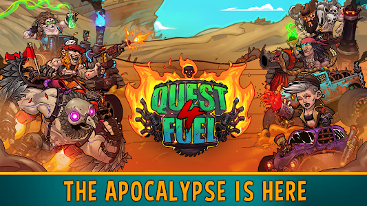 Quest 4 Fuel: Arena Idle RPG game with auto battle 0.7.7