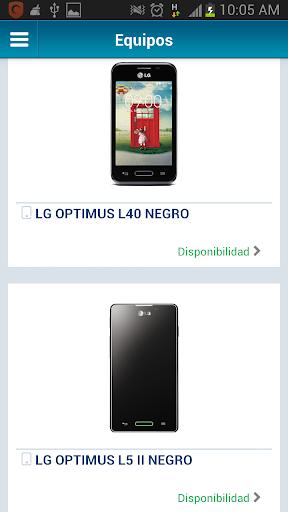Movistar android2mod screenshots 6
