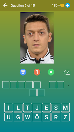 Guess the Soccer Player: Football Quiz & Trivia 2.30 screenshots 1