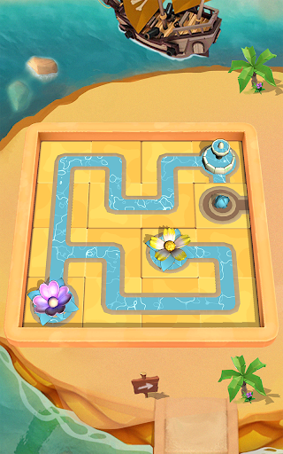 Flow Water Connect Puzzle  screenshots 5