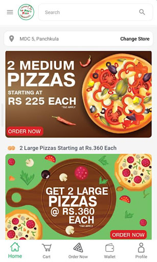 La Pino'z Order Online Pizza  Screenshots 6