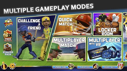 RVG Cricket Clash - Multiplayer Cricket Game ud83cudfcf 1.0.2 screenshots 11
